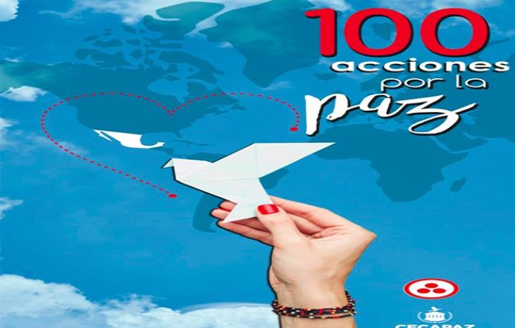 Mexico: 100 Actions for Peace; Wilfrido Lázaro
