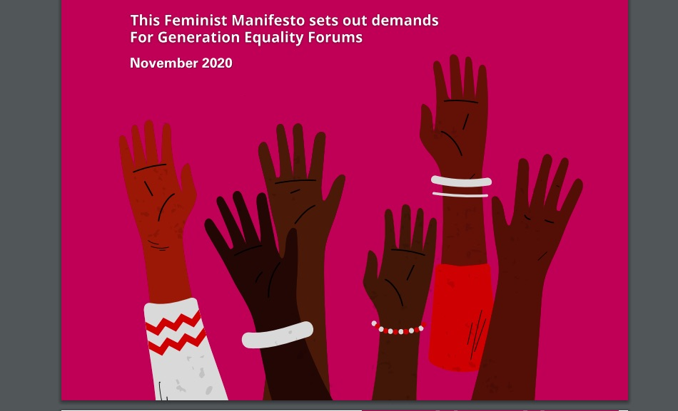The Africa Young Women's Manifesto