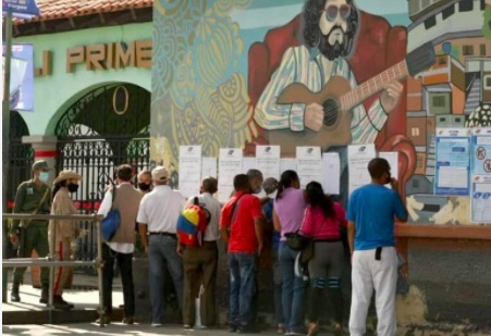 Who to Believe about Venezuela's Election: Firsthand observation orPBS Newshour?