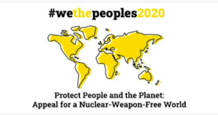 Protect People and the Planet: Appeal for a Nuclear-Weapon-Free World