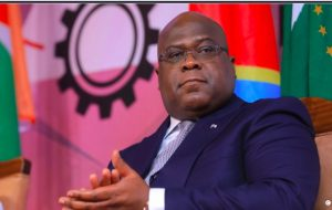 New African Union chair President Felix Tshisekedi of DRC sets ambitious agenda for 2021