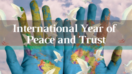 Opening event to launch the International Year of Peace and Trust was held in Ashgabat, Turkmenistan