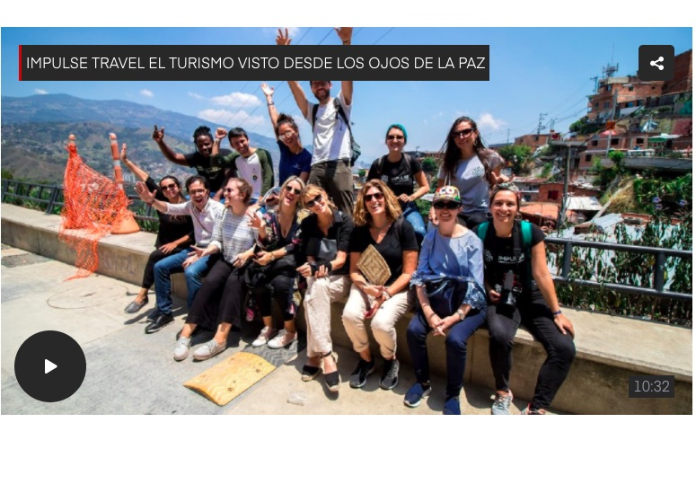Colombia: Impulse Travel - Sustainable tourism committed to Peace