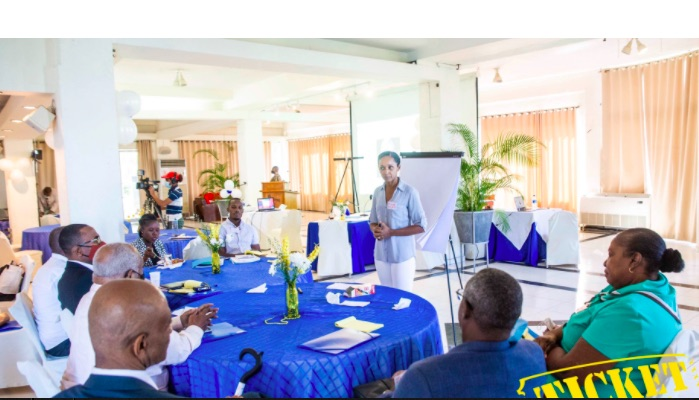 The Rotary Club of Pétion-Ville : promoting the culture of peace in Haiti