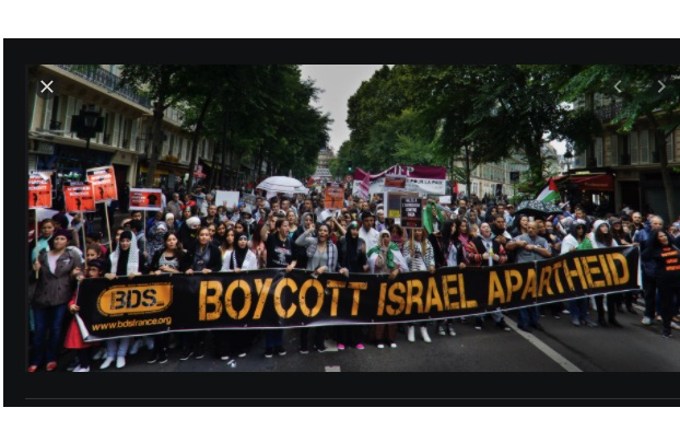 Israel and Palestine : An update on the BDS movement