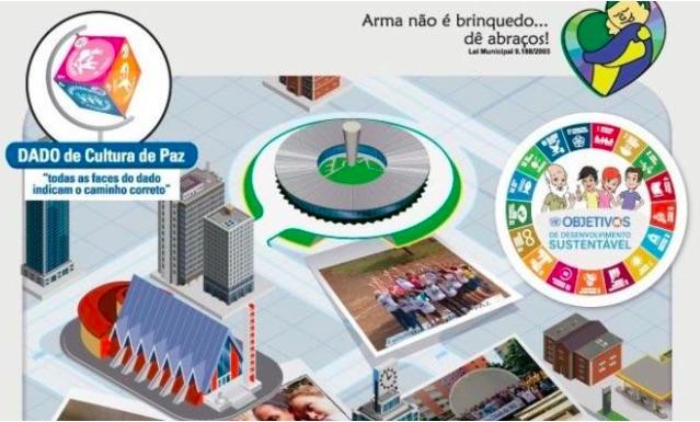 Brazil: Compaz invites schools to the 19th edition of the book Londrina Pazeando