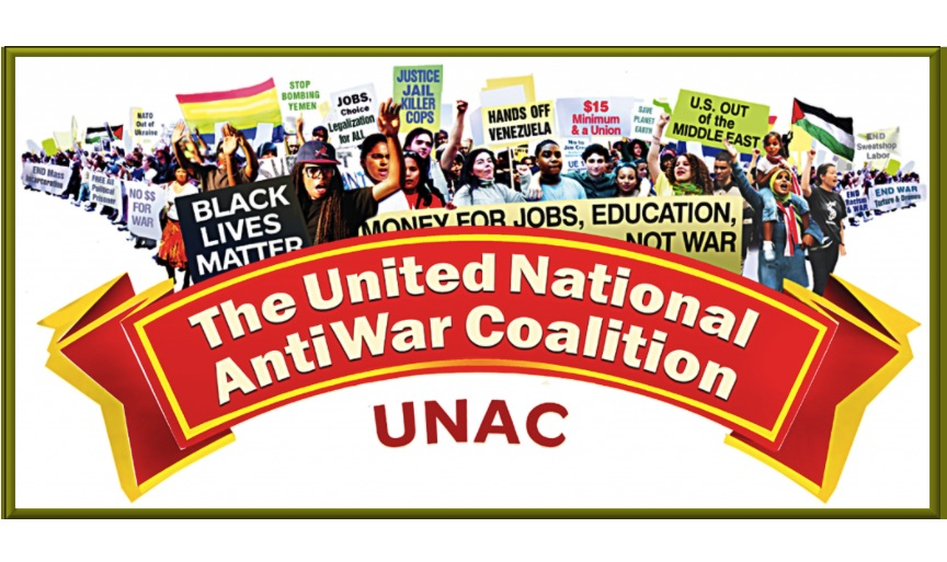 USA: Some positive news from the United National Antiwar Coalition