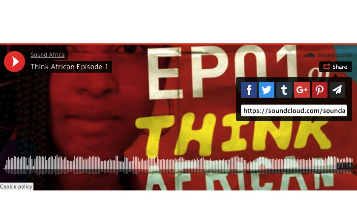 Think African Podcast Episode 1: Planting Seeds