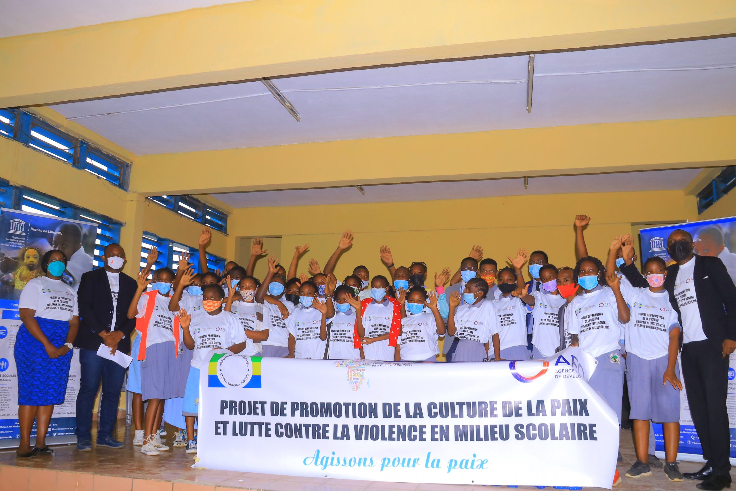 Gabon: Youth for the Culture of Peace