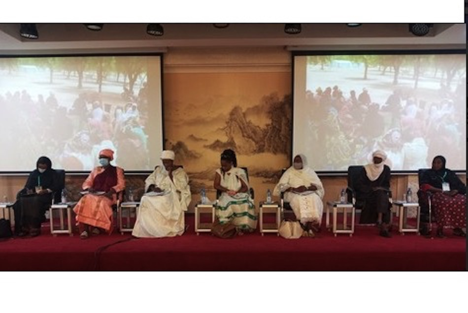 Mali National Restitution Conference: Women propose possible solutions