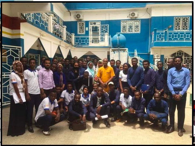 Conference on the culture of peace in young people hosted by HEC-CHAD