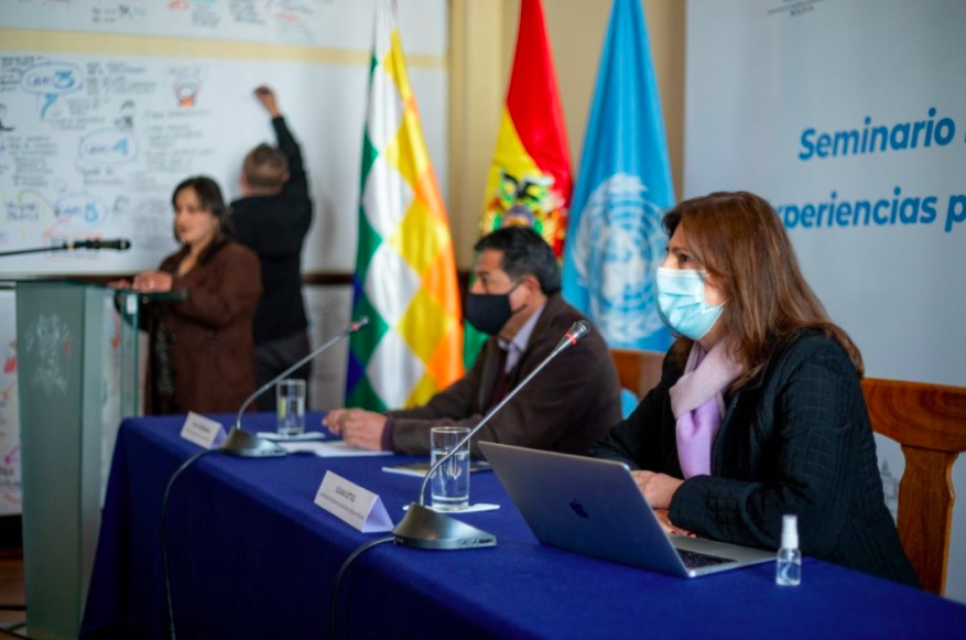 Experts identify 3 pillars for the «reunification» of Bolivians