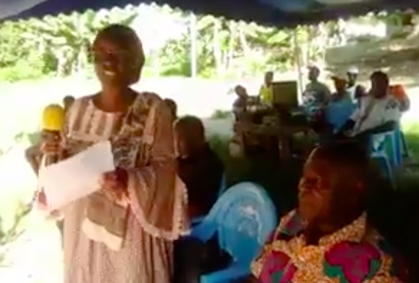 Women from several African countries trained in the culture of peace