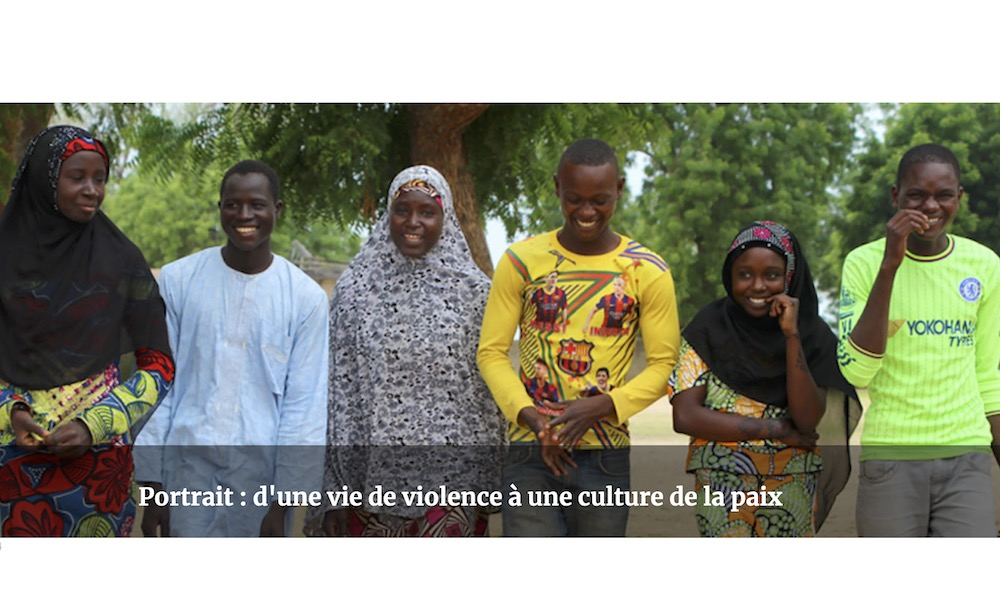 Cameroon : From a life of violence to a culture of peace