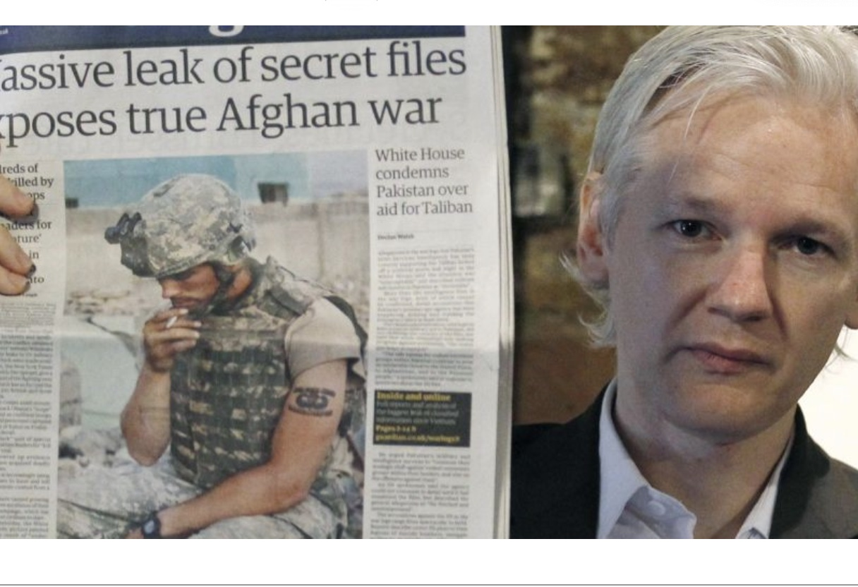 Afghanistan and Julian Assange