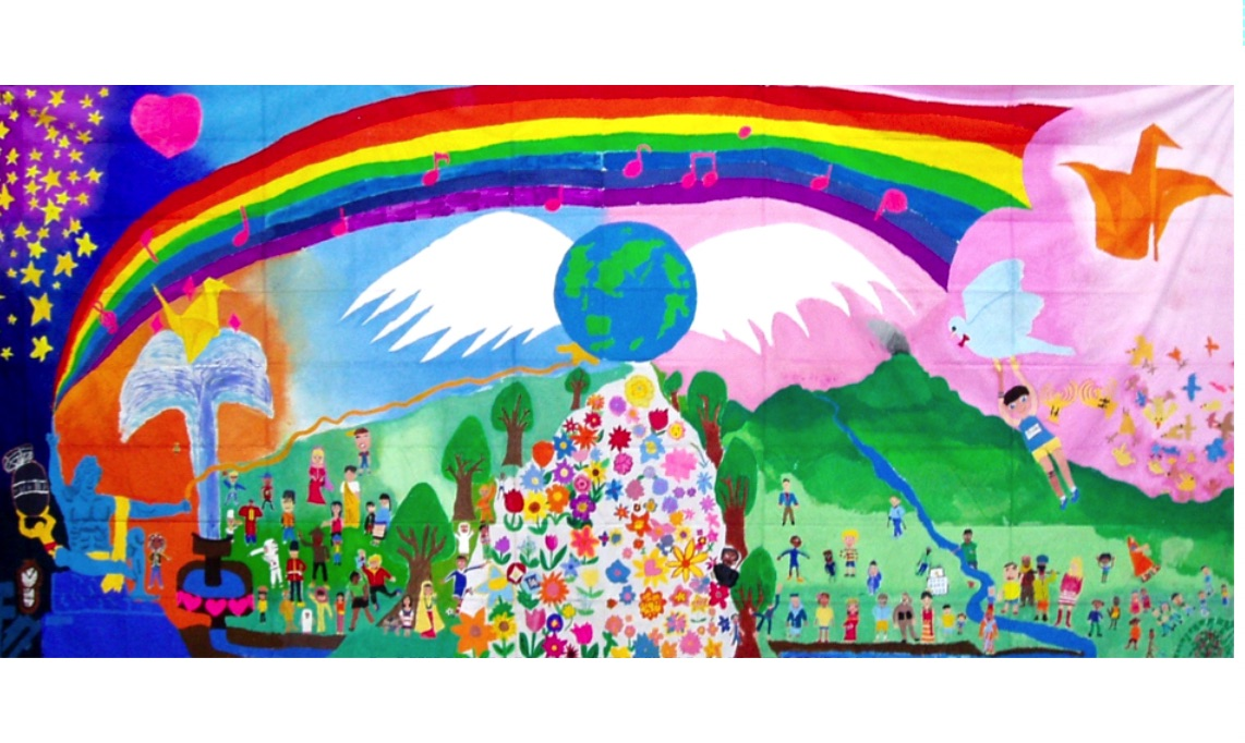 Childrens Message for Peace