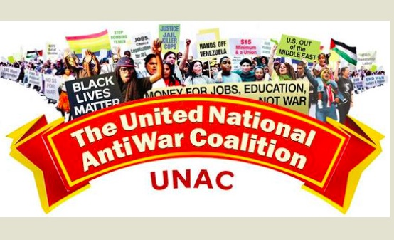 UNAC statement: Ban nuclear weapons starting with the US!  Remember Hiroshima and Nagasaki