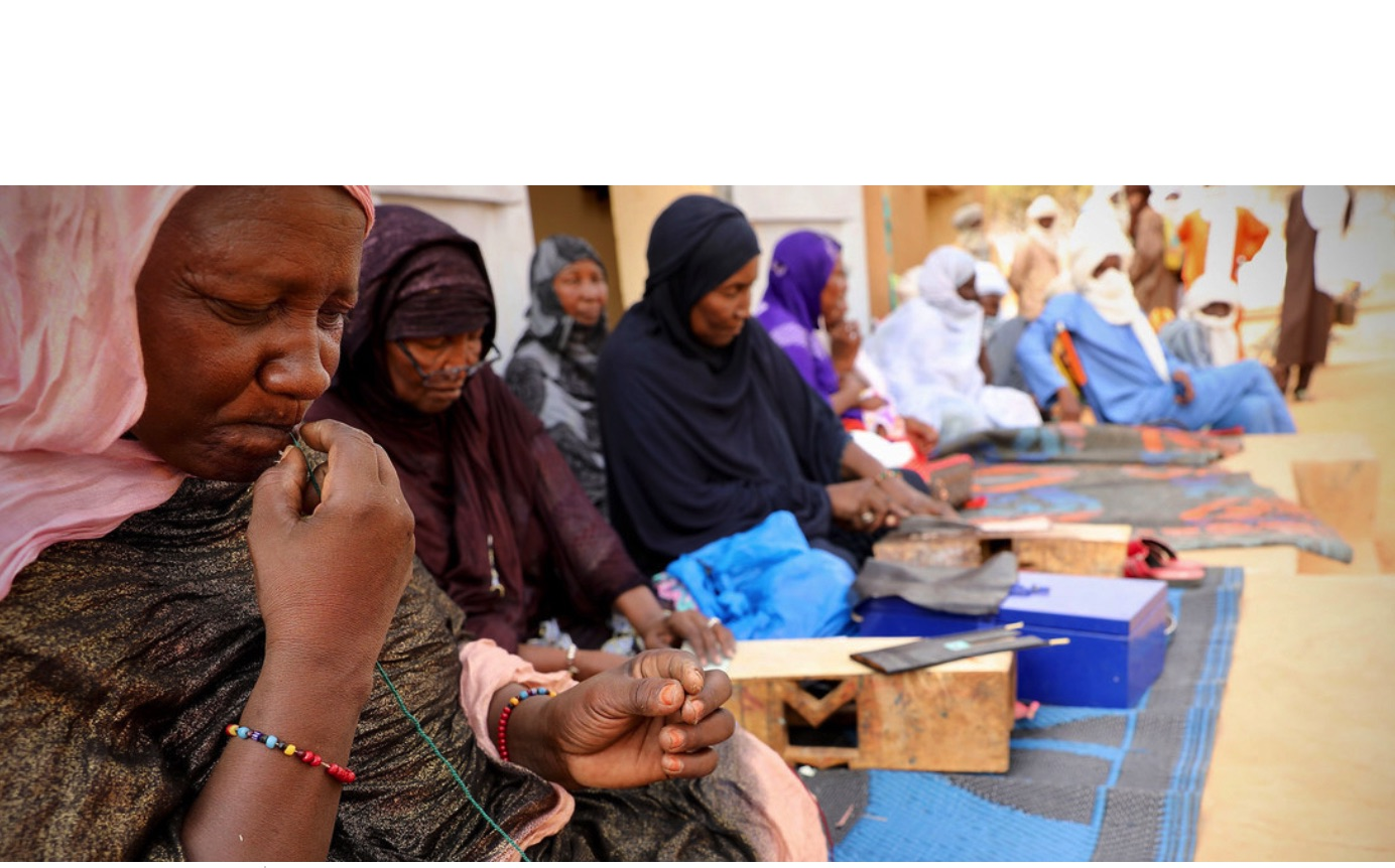 United Nations from the field: Desert artisans in Mali foster dialogue and tolerance