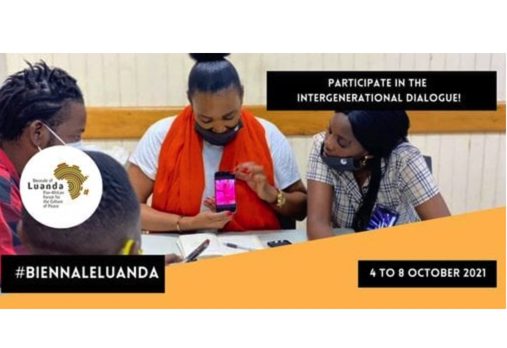 Involving the African Youth in the Biennale of Luanda