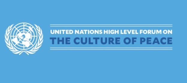 UN High Level Forum on The Culture of Peace