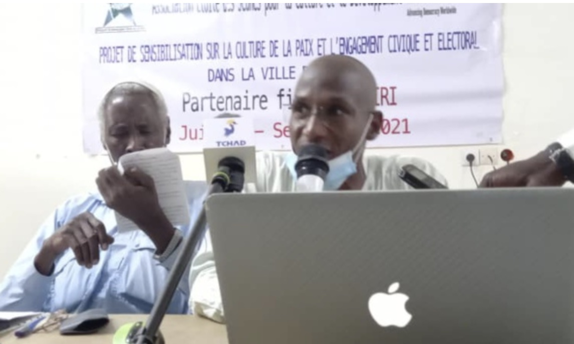 Chad: Ouaddai Youth Debate on Culture of Peace and Civic Engagement