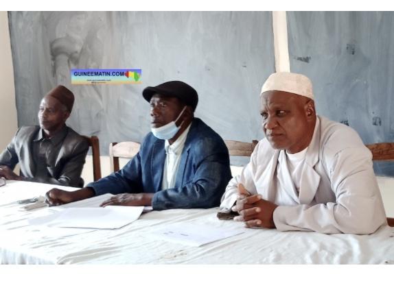 Dalaba, Guinea: launch of the APAC Project of Didhèrè Foulah in Kaala