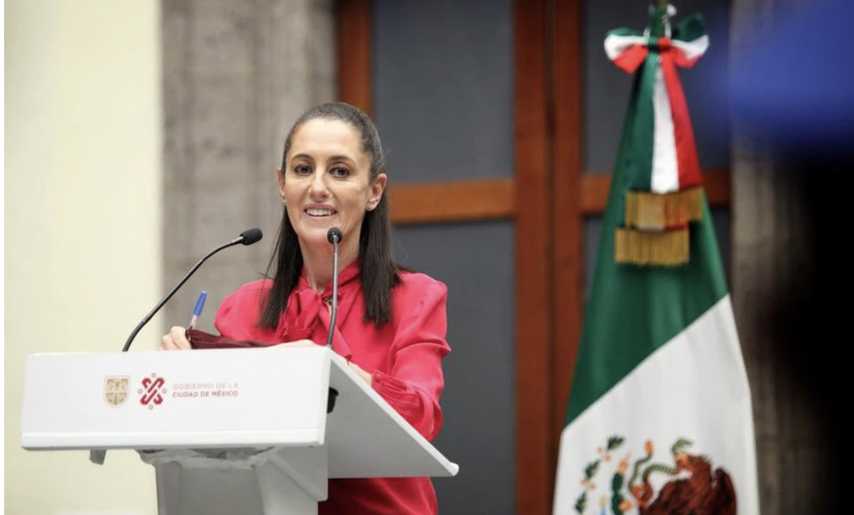 The programs of Mayor Claudia Sheinbaum to reduce violence in Mexico City