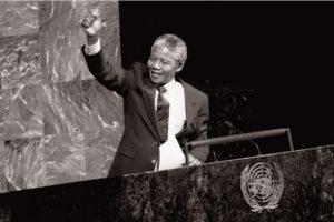 Día de Nelson Mandela: ONU invita a la población a hacer la diferencia en sus comunidades