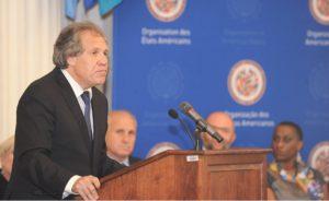 Honduras: OEA recibirá a facilitadores judiciales en el diálogo de hoy
