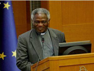 No Rio, Cardeal Turkson afirma que paz exige conversão