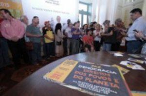 Brasil: Evento fará balanço de ações dos últimos 15 anos do Fórum Social Mundial