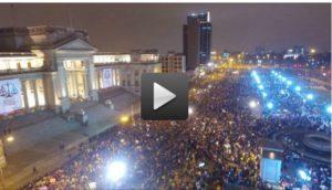 Peru: Decenas de miles participaron en la marcha Ni Una Menos en todo el país