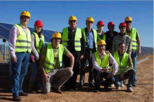 La historia de la primera cooperativa de energía renovable española