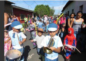 El Salvador: Rechazan violencia en marcha y piden una cultura de paz