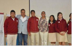 México; Inician actividades del abanderamiento de paz en el Cobaem
