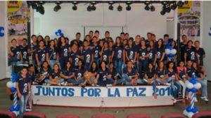 Colombia: Juntos por la Paz, el colectivo juvenil que dialoga sobre paz en el Cesar
