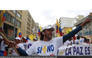 Congreso debatirá nuevo pacto de paz en Colombia