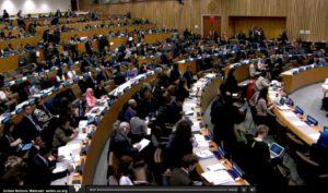 Cuba defiende en ONU derecho de la humanidad a vivir en paz