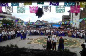 Cherán, resistencia y lucha de una comunidad indígena en México. 5 años de un gobierno autónomo.