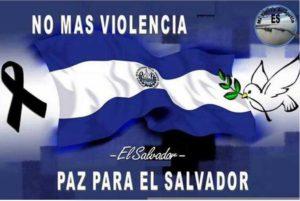 Declaran 2017 Año de la Promoción de la Cultura de Paz en El Salvador