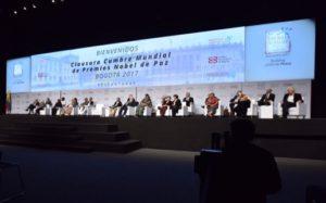 XVI Cumbre Mundial de Premios Nobel de la Paz