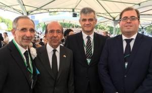 """La Federación Española de Municipios y Provincias brinda su apoyo a la red """"Alcaldes por la Paz"""" y plantea medidas de futuro en una asamblea en Japón"""