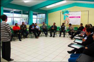 México: Instaura Godezac la quinta Sala de Paz y Justicia Restaurativa Juvenil en el Cobaez de Sain Alto