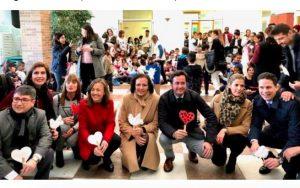 España: Junta de Andalucía destaca compromiso de la comunidad con el diálogo y solidaridad en el 'Día Escolar de la Paz'