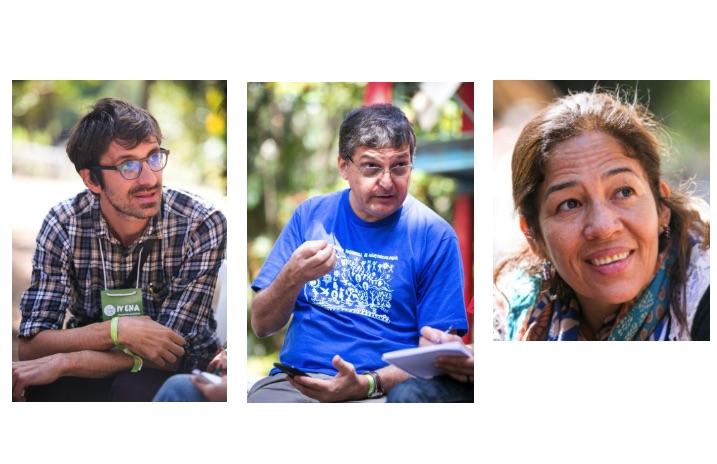 En Latinoamérica: las Redes Internacionales de la Agroecologia
