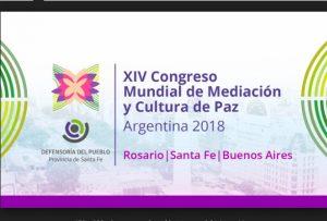 Argentina: XIV Congreso Mundial de Mediación y Cultura de Paz