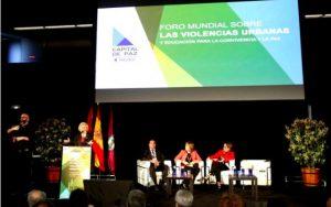 Madrid: una semana en el Foro Mundial por la Paz en las ciudades