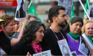 Argentina: Miles de mujeres marcharon a Plaza de Mayo en reclamo de Justicia por Lucía Pérez
