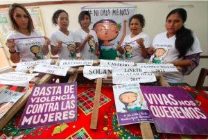 Bolivia: #NiUnaMenos exige prevención para frenar la violencia contra las mujeres