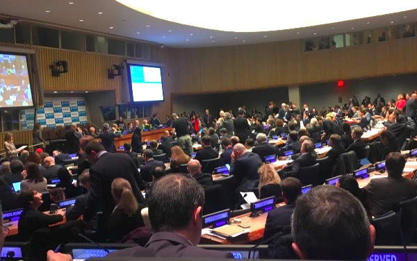 "Forum da United Nations Alliance of Civilizations ""#Commit2Dialogue: Partnerships for Prevention and Sustaining Peace"""